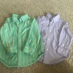 Polo 2t boys shirts